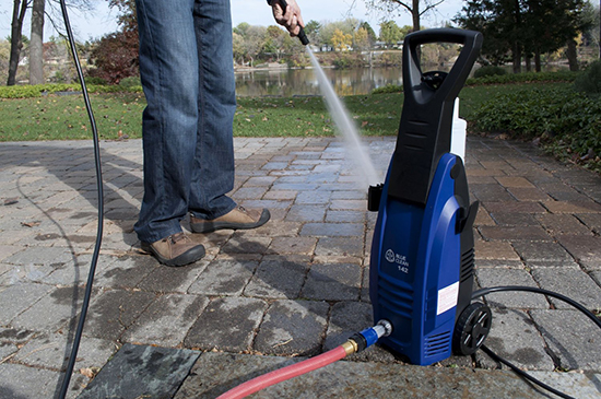 AR Blue Clean AR142 Pressure Washer Review