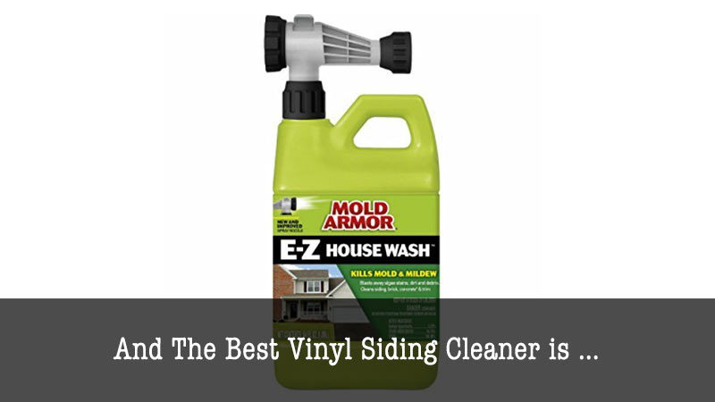 Best Vinyl Siding Cleaner Of 2020 Top 5 Recommended